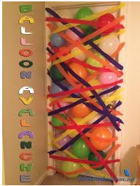 Ballon for Birthday Kid