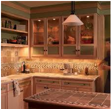 Cabinet Lighting in Your Kitchen