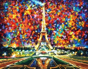 Colorful Art Pieces Made Easy