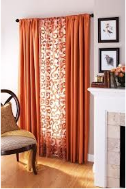 Cool Pattern for Curtain