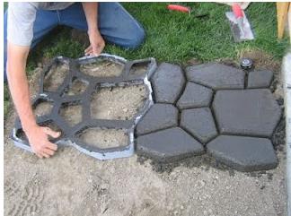 Do-It-Yourself Stone Walkways