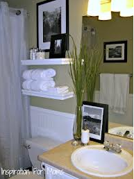 Elegant Small Bathroom
