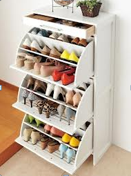 Ikea Shoe Cabinet that Can Hold up to 27 Pairs