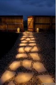 Light Your Pathway with Rocks Coated in Glow-in-the-Dark Paint
