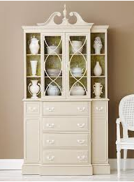 Making an old China Hutch new
