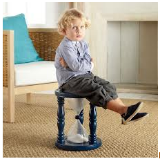 Most Awesome Time Out Stool