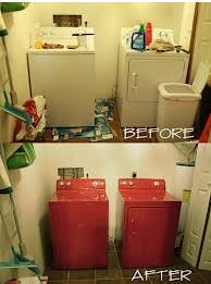 Use Rustoleum Protective Enamel Paint to Paint Laundry Machine