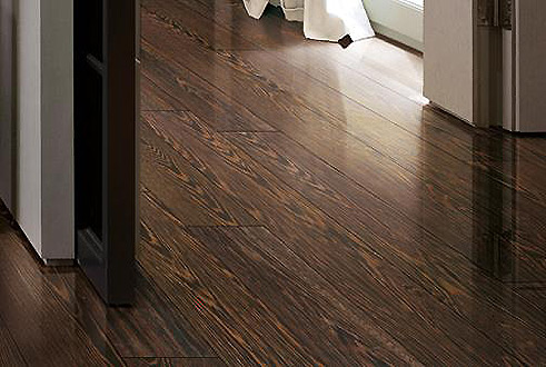 Wooden Tile Ideas I Love Decoration - Dark brown tile that looks like wood