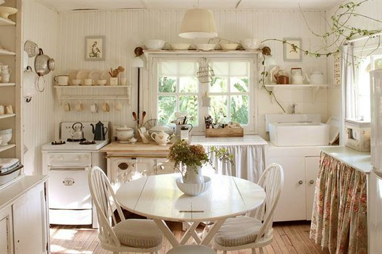 How to get the Shabby Chic look - I Love Decoration