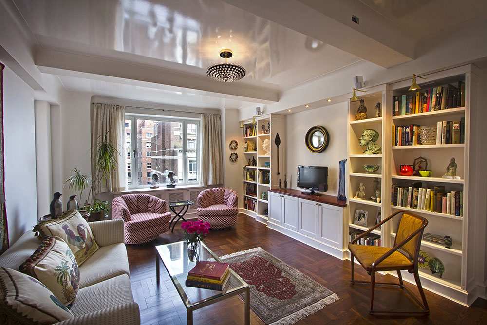 apartment in the city