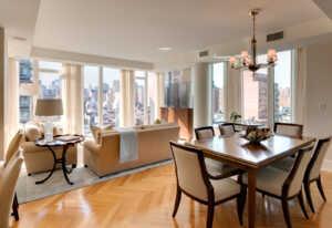 upscale apartment