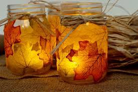 mason jar leaf